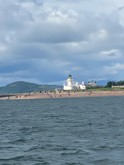 Dolphin Watch at Chanonry Point off Fort