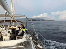 First Sight of Madeira