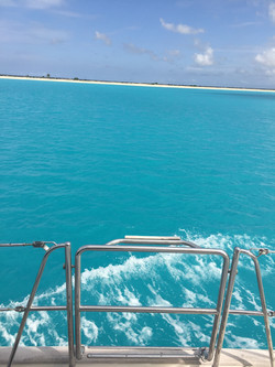 Arrival in Barbuda - Wow