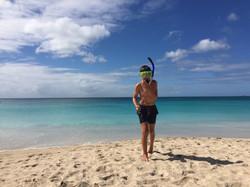 Snorkelling again