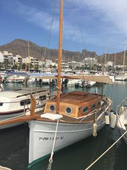 Balearics Dayboat