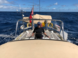 Helming with Ray