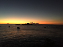 Pigeon Island from the wonderful Le Roch