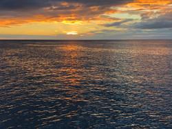 Deshaies Sunset 01