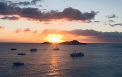 Pigeon Island Sunset - Again!