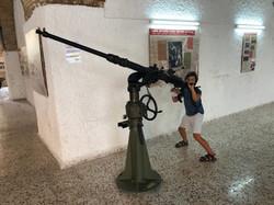 the armoury museum Cartagena