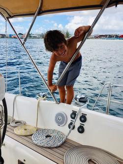 Tidy Lines on Board