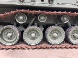 Tanks galore