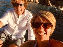 Ibiza selfies