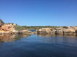 Illa Ravells, Fornells