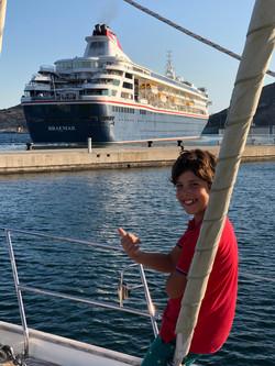 Cartagena Arrival