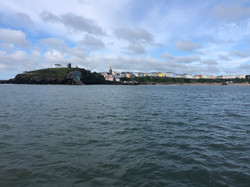 Tenby - Pretty from Sea & land
