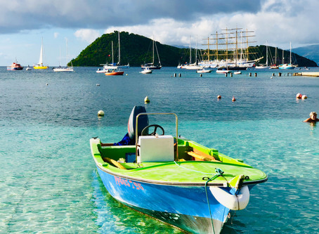 A Touch of Brittany in the Caribbean