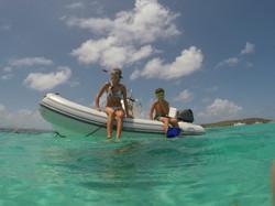 Tobago Cays Rainbow Reef Snorkelling