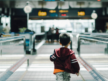 Traveling with kids without losing your mind