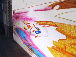 Soap Factory Mural
