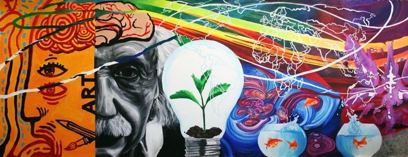 Liberal Arts Mural