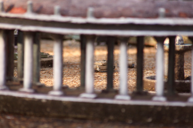 Vatican Pillars
