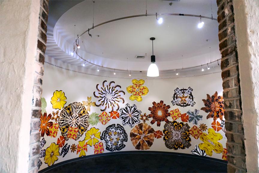 Moth Murals