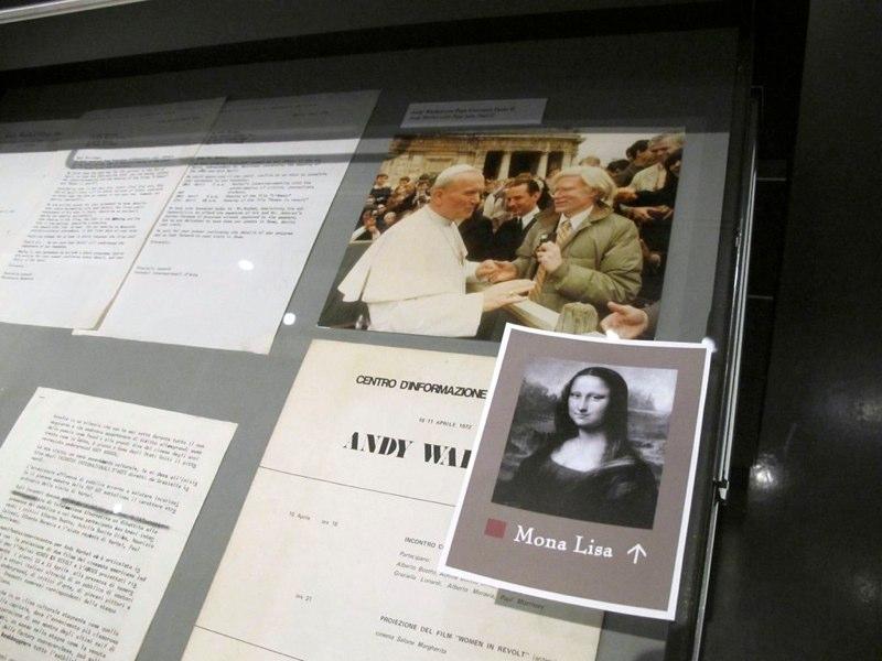 Mona Lisa Projet
