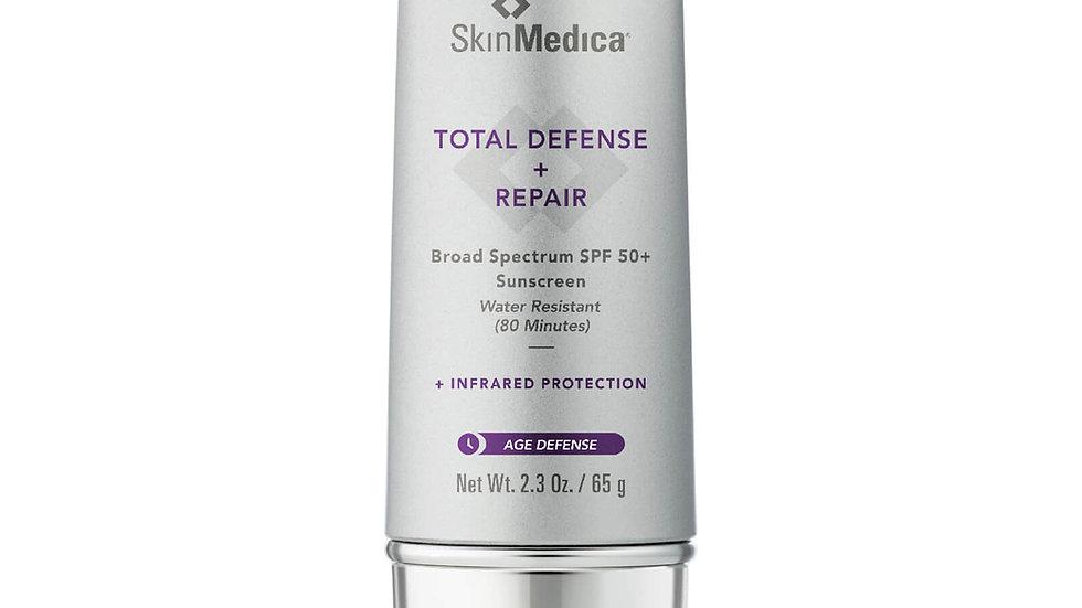 Total Defense + Repair SPF 50+