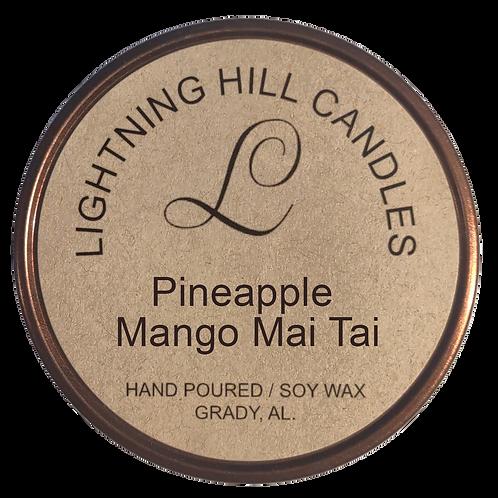 Pineapple Mango Mai Tai