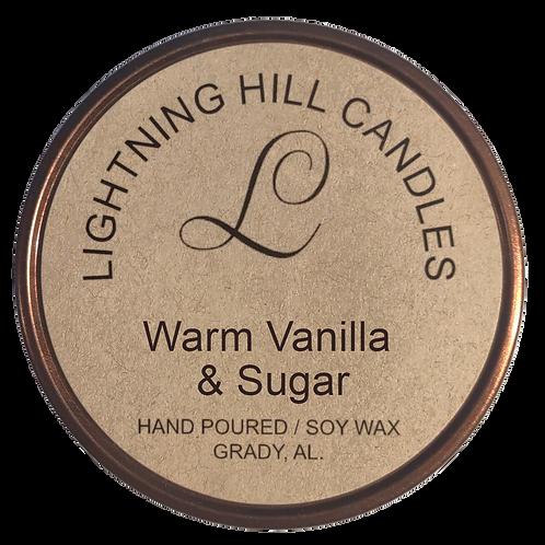 Warm Vanilla & Sugar