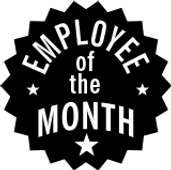 NYF Employee of the Month icon