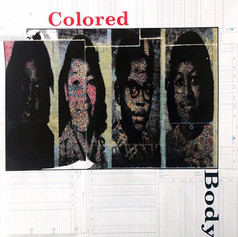 Colored Girls: These are images of the four young women who died in the 16th Street Baptist church bombing in Birmingham, Al. Left to right: Carole Robertson, Carol Denise McNair, Addie Mae Collins, and Cynthia Wesley.