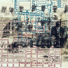 Invisible Cities: How do determine space and time when one persons history is the fuel and detritus for someone else's future?