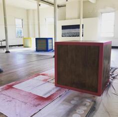 Headlands works in progress studio