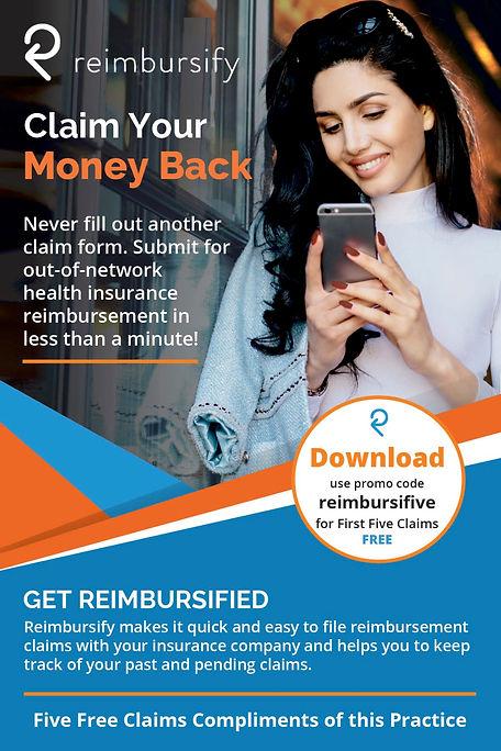 Reimbursify Info Card - Subscribed Provi