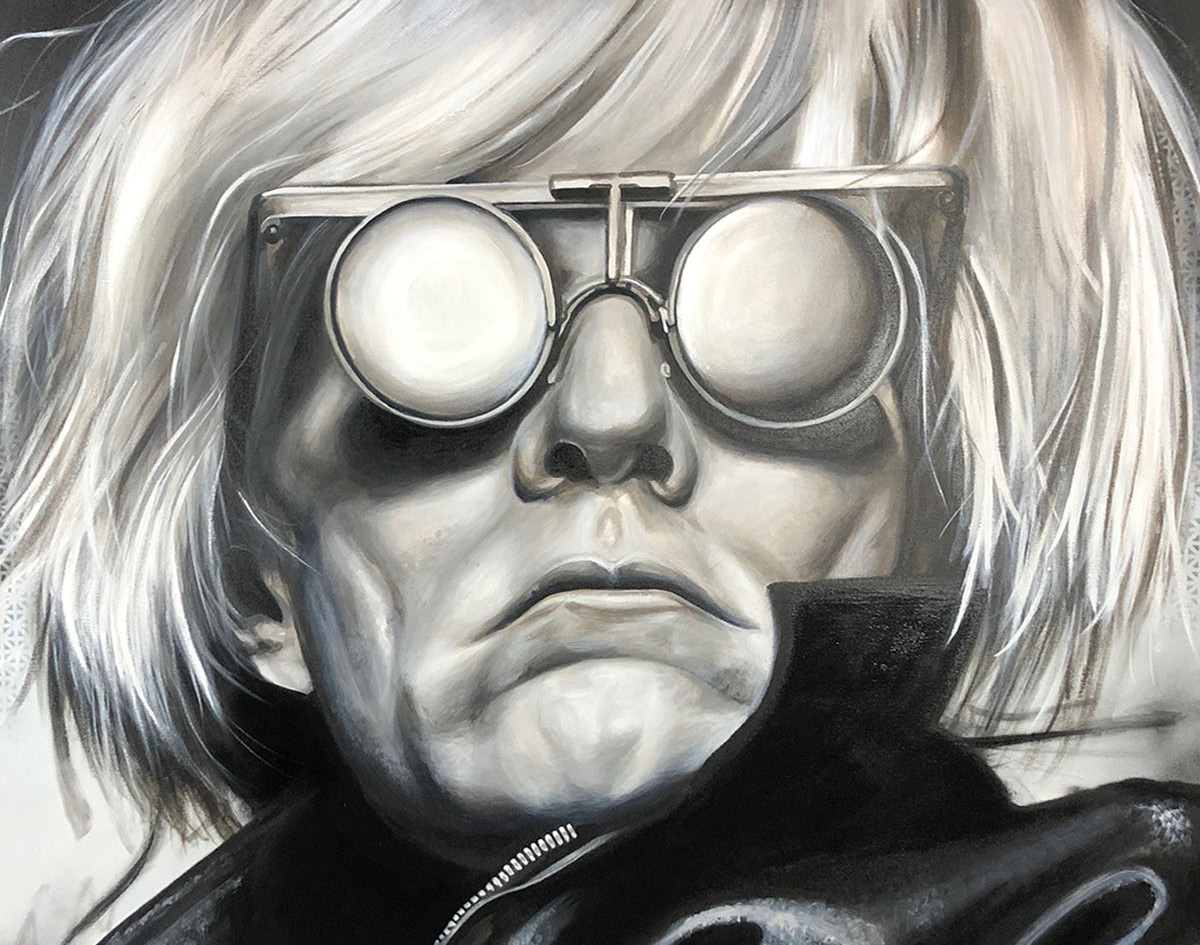 Warhol Study (2018)