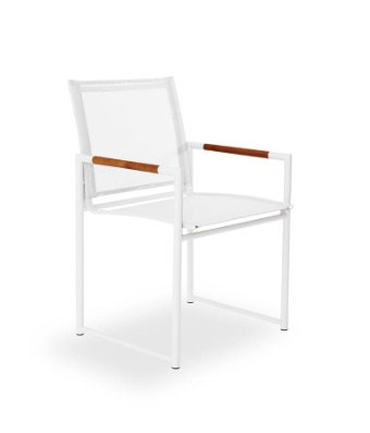 Breeze Dining Arm Chair