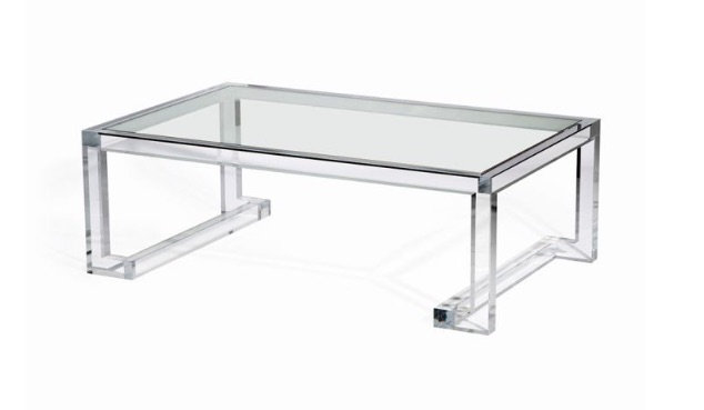 Ava Rectangular Cocktail Table