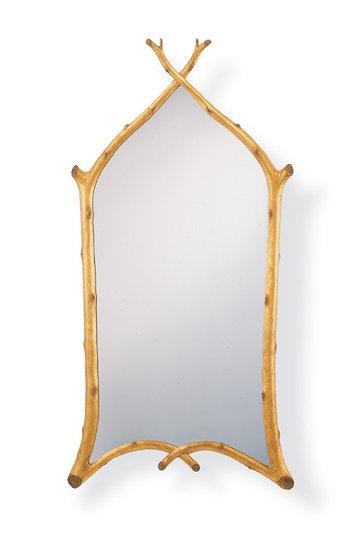 Gothic Twig Mirror