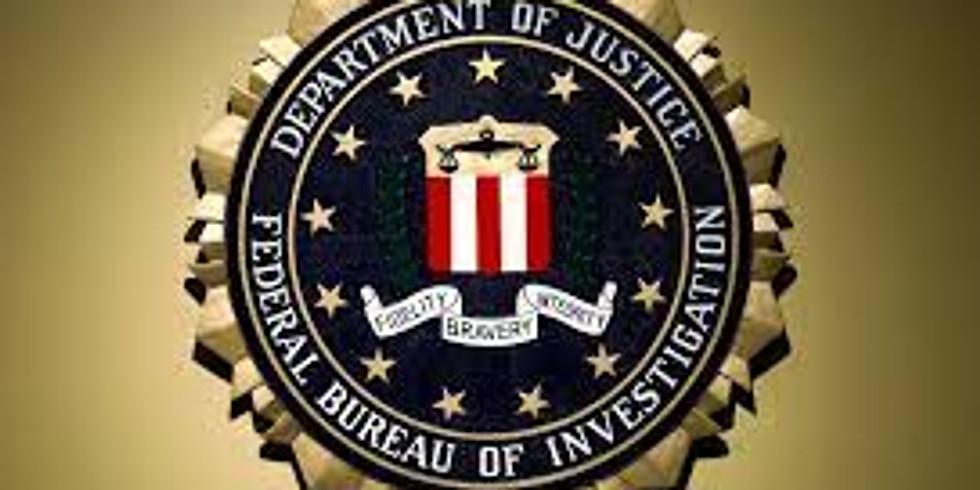 FBI Arrest Control Instructor Course