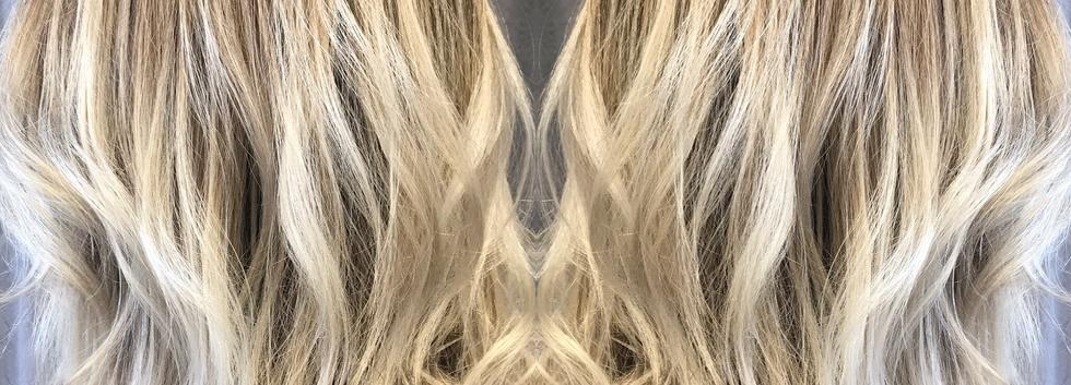 Blended Blonde Highlight
