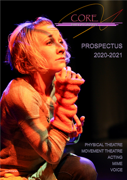 AUDITIONS for CORE Theatre Arts Training Academy 2021-22