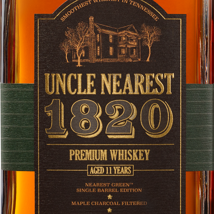 Uncle Nearest Whiskey Tasting, 6:00