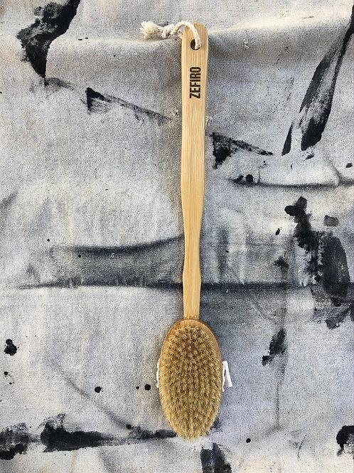 Zefiro Dry/Wet Body Brush