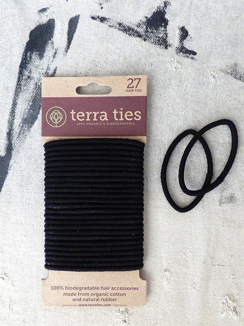 Terra Ties Biodegradable HairTies