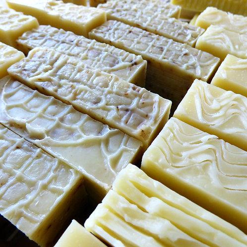 Homebody Organic Soap Bar (scent options)