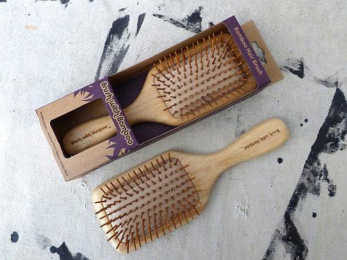Brush with Bamboo Hairbrush