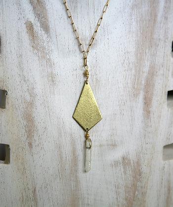 DIAMOND PILLAR AMULET