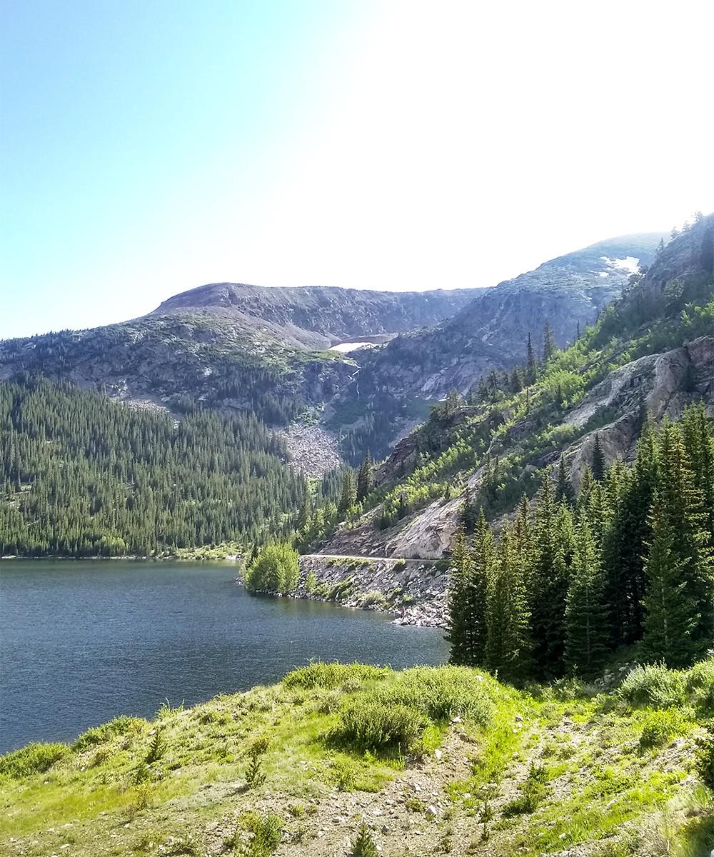 Rocky Mountains, Montgomery Reservoir