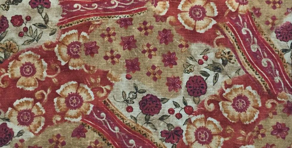 Shabby Chic Fabric - Drapery