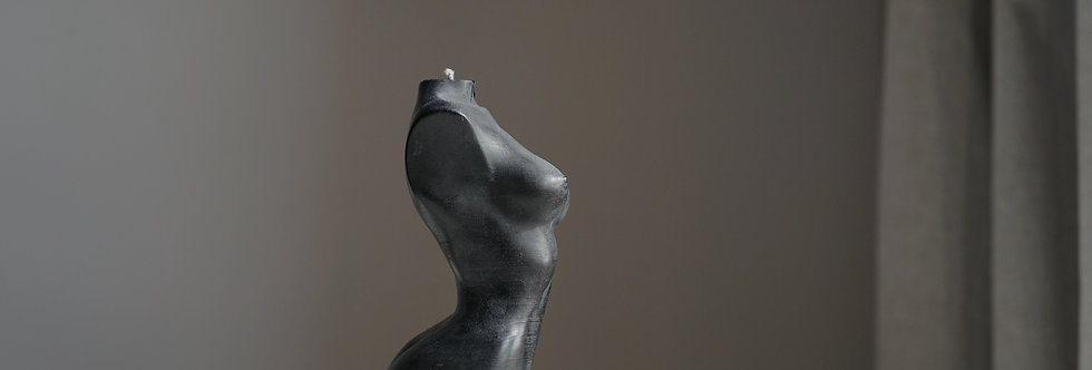 Hot and Vintage | Venus Candle Black
