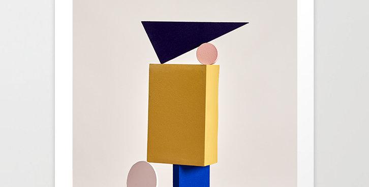 Holger Kilumets | Geometric Compostion 22