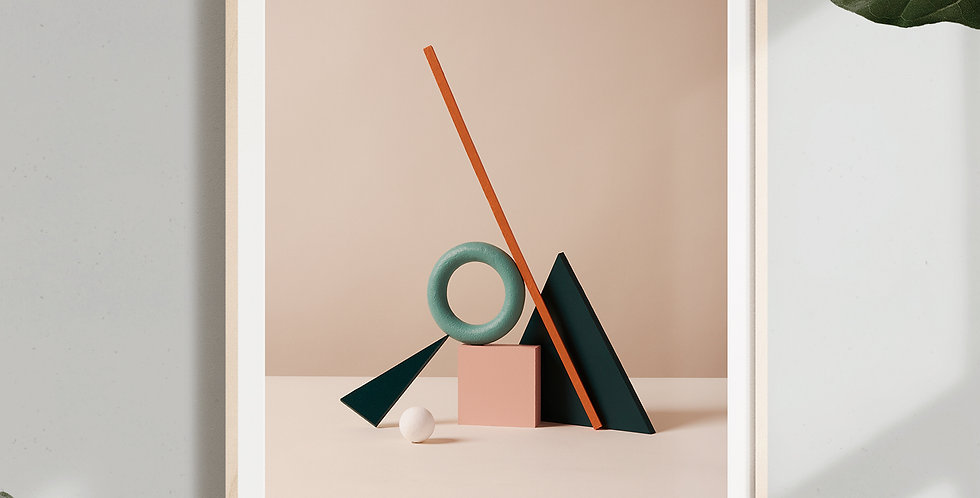 Holger Kilumets | Geometric Compostion 07